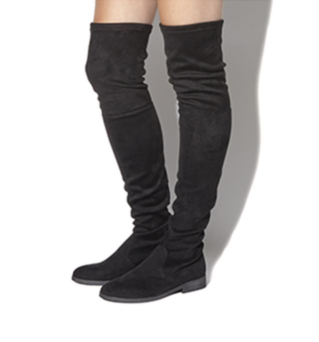 Eden Over The Knee Boots