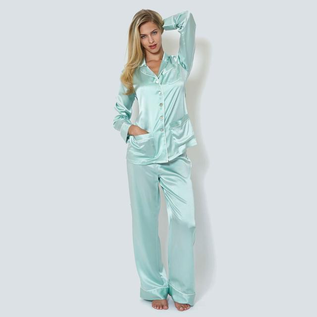 Coco Meadow Silk Pyjamas Endource