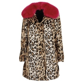Animalier Coat by Guess