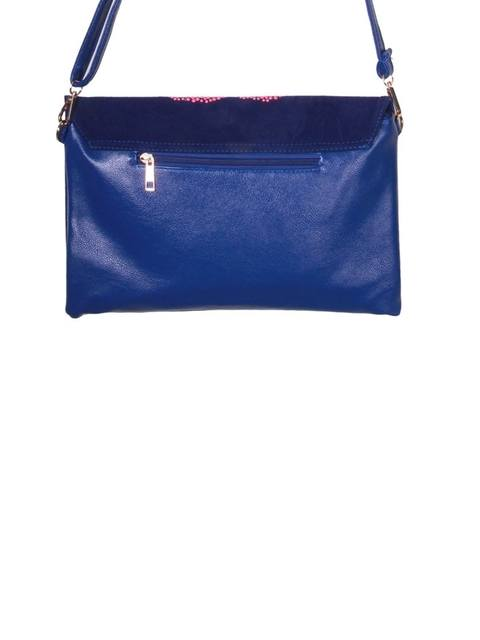 Cobalt Lips Bag   Endource bcb7c6f620