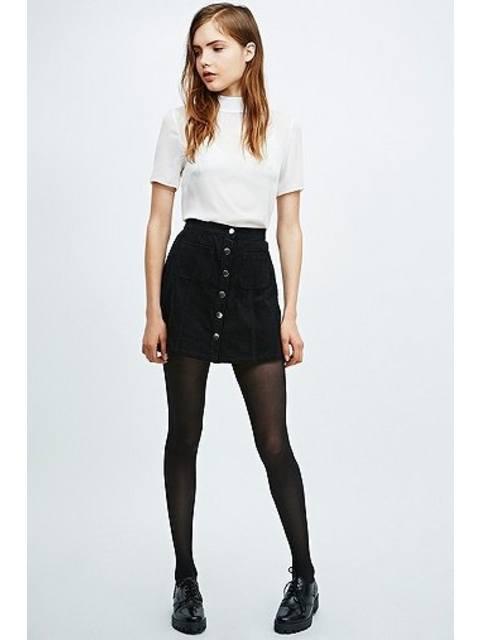 3a78ee3e2f7 A-Line Cord Skirt