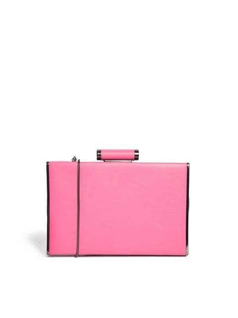 sale usa online 2019 real pretty cool French Connection Clutch Bag in Bright Pink