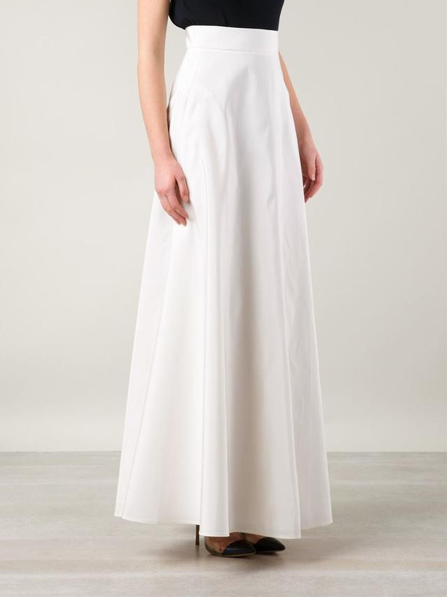 Long A-Line Skirt | Endource