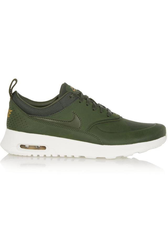 Hunter Green Womens Nike Shoes