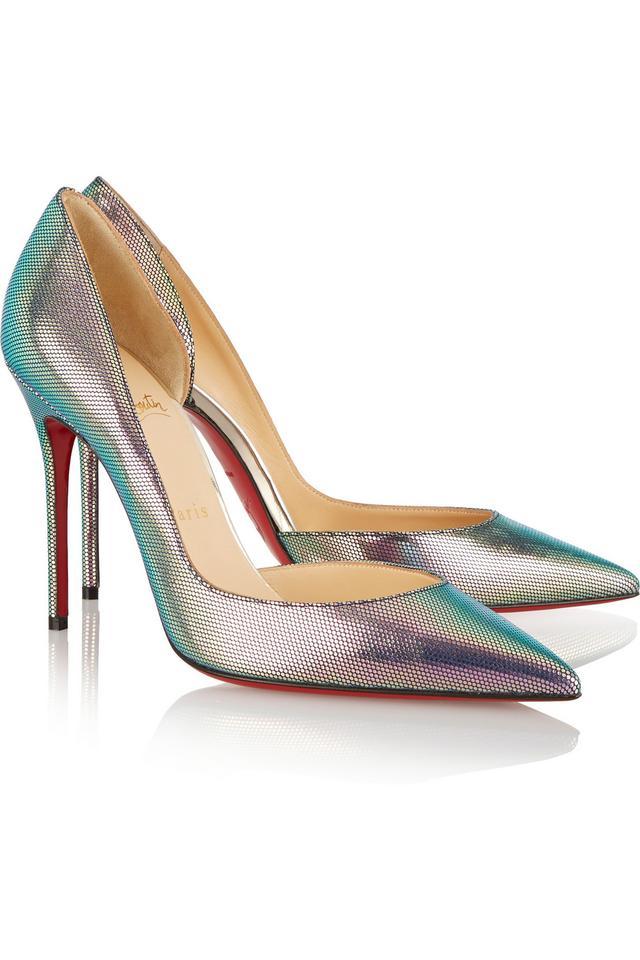 knock off christian louboutin pumps - christian louboutin iriza 100 pumps, fake red bottom heels